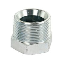 BSPT Male Plug 4T-SP, BSPT Thread Fitting, Hydraulic Pipe Fitting, Adapter