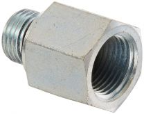 BSP Male Captive Seal / BSP Female ISO1179 5B-WD, BSP Thread 60 Degree Cone Fitting, Hydraulic Pipe Fitting, Adapter
