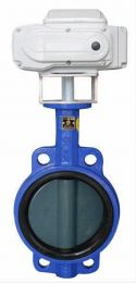 Electric Operated Concentric Wafer Butterfly Valve- D97A1X