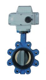 Electric Operated Concentric Wafer Butterfly Valve- D97L1X
