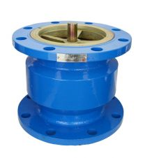 Energy Conservation Noise Elimination Flange Check Valve H41X