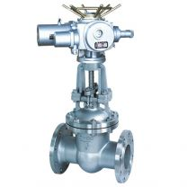 Flange Connecting Electric Gate Valve Z941W